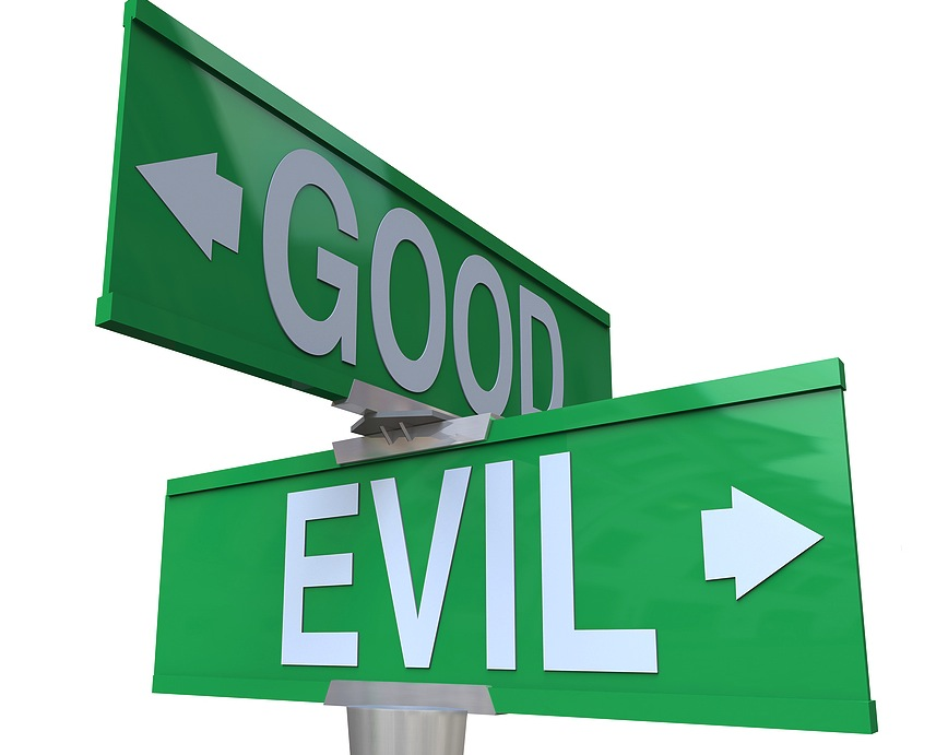 the nature of good evil This article surveys the way world religions understand the problem of evil, its origin, nature and end the problem of evil is a good and evil are two.